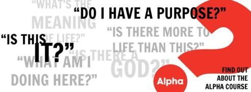 Alpha-Banner