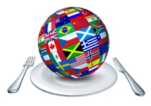 International Lunch 24th September