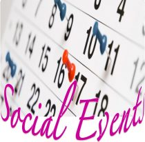 Forthcoming Social Events